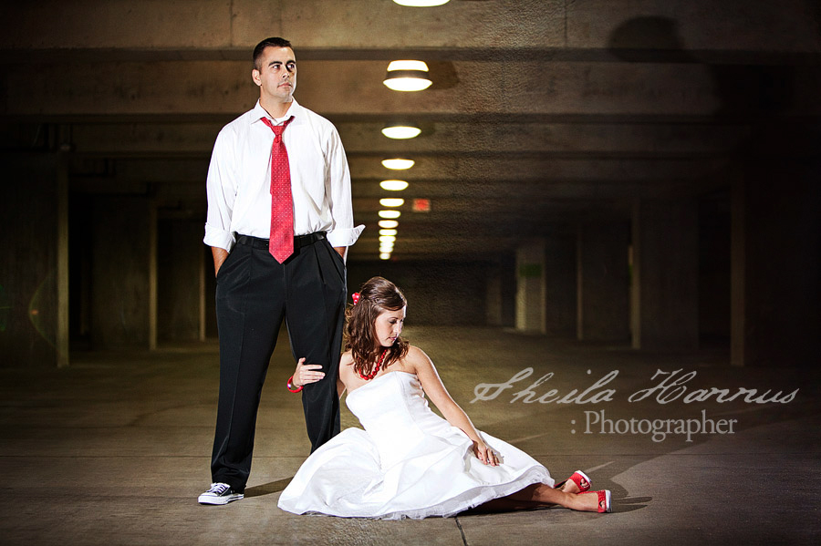 Dallas Day After Wedding Shoot Mockingbird Station