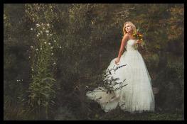 maple grove inn knoxville tn wedding bridal photograph by sheila hannus